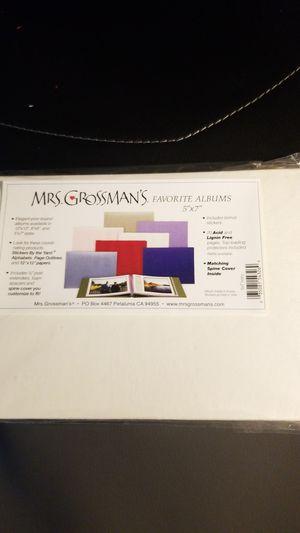Mrs Grossman favorite albums for Sale in Salinas, CA