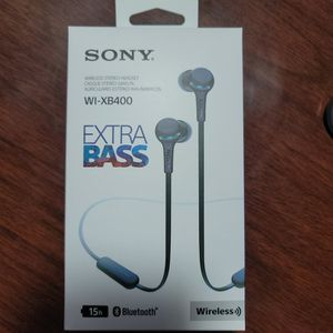 Sony WI-XB400 Earbuds for Sale in Wilkes-Barre Township, PA