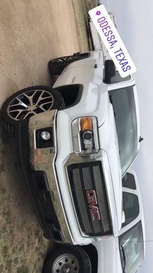 22 inch gmc replicas rims for Sale in Odessa, TX