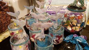 Mermaide party table decore for Sale in Fort Worth, TX