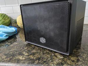 Computer PC gaming AMD Asrock SSD+ 1tb drive mini itx for Sale in Lake Worth, FL