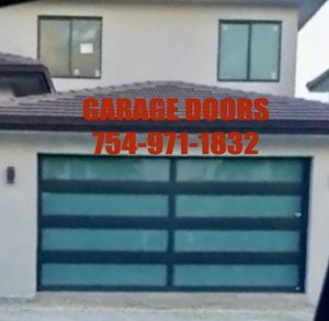 Garage doors install and repairs for Sale in Miami Gardens, FL