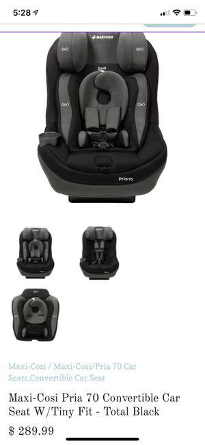 Max Cosi Pria 70 car seat for Sale in Irvine, CA