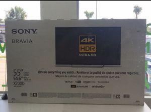 "Sony 55"" Smart TV Brand New In Box for Sale in Hialeah, FL"