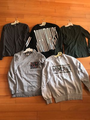 H&M men long sleeves shirts for Sale in Queens, NY