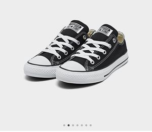 NEVER WORN NEW IN BOX KIDS CONVERSE CHUCK TAYLOR SHOES for Sale in Atlanta, GA