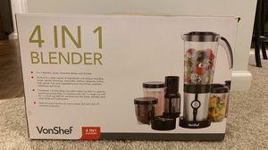 4 in 1 blender for Sale in Morgantown, WV
