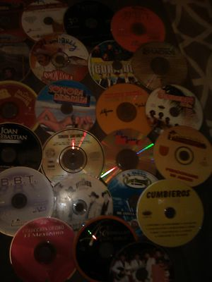 Variety of CDs Mexican ,corridos,cumbias 3 dollars each for Sale in Phillips Ranch, CA