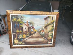 51x44 art home decor for Sale in Riverview, FL