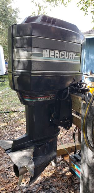 MERCURY BLACK MAX for Sale in Kissimmee, FL