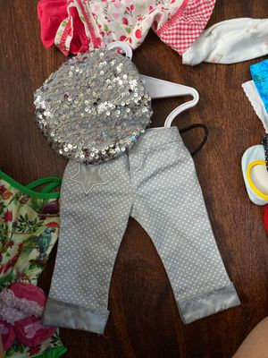 American girl doll outfits for Sale in Richmond, CA
