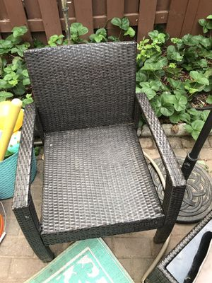 Patio furniture with cushions for Sale in Annandale, VA