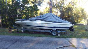 1996 Wellcraft Excel 21' Boat and Trailer for Sale in Lake Helen, FL