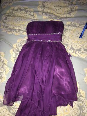 Purple Homecoming dress for Sale in Marietta, GA