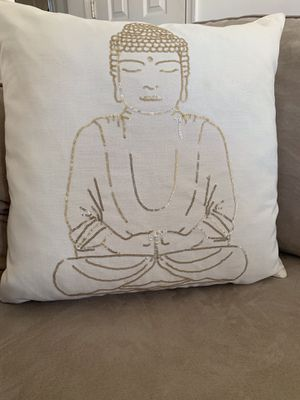 Buddha Statue cushion for Sale in Silver Spring, MD