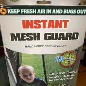 Hands Free Screen Door for Sale in Grayland, WA