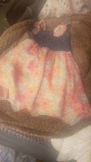 3t summer dress for Sale in Seattle, WA