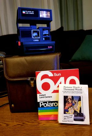 Polaroid 640 Camera for sale at June's for Sale in Neenah, WI