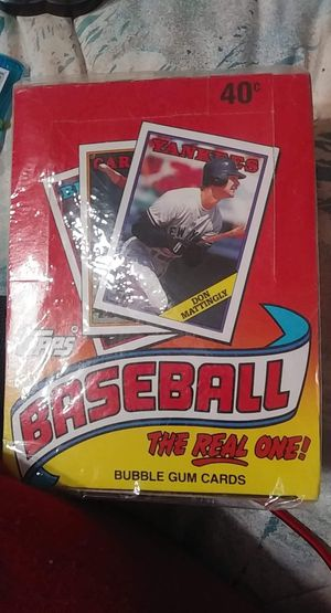 Baseball cards for Sale in Portland, OR