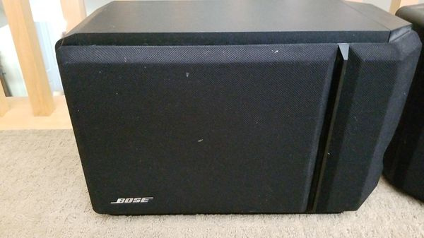 Bose speakers 201 speakers shelf speakers