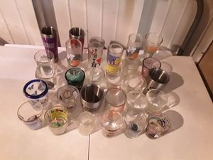 Amazing collection of 29 Shot Glasses for Sale in Dundee, FL