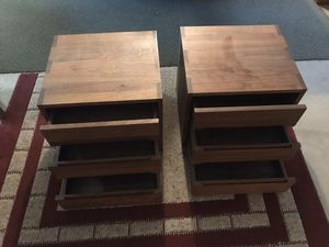 ( 2 ). Three drawer hanging cabinets for Sale in Lewisburg, PA