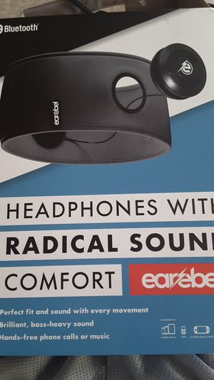 Arrival headphones with radical sound comfort for Sale in Portland, OR