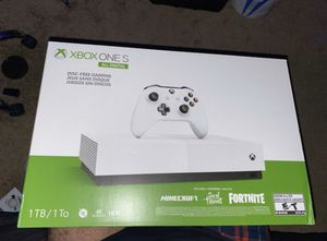 Xbox One S All Digital for Sale in Takoma Park, MD