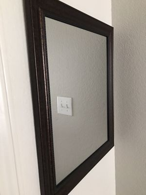 Small wall mirror for Sale in Lewisville, TX