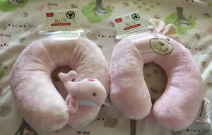 NEW BABY travel neck pillows, great for Baby shower gifts $6 each or $10/2 for Sale in Monterey Park, CA