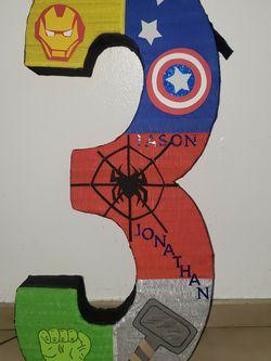 #3 Super Heroes Pinata for Sale in Hialeah,  FL