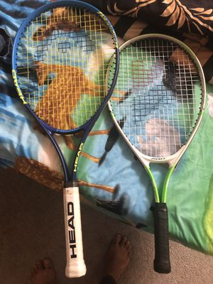 Tennis rackets for Sale in Torrance, CA