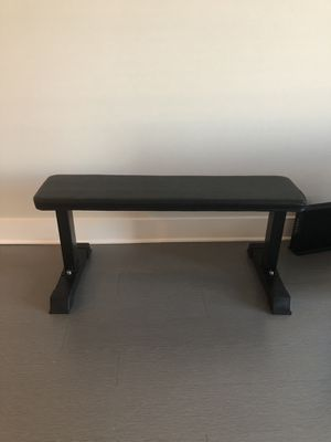 Weight bench for Sale in Durham, NC
