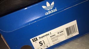 Adidas Superstar J for Sale in Fresno, CA