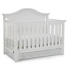 white crib paid 150.00 mattress included for Sale in Alexandria, VA