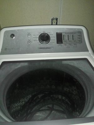 GE washer and dryer set for Sale in Alexandria, LA