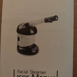 King Steam Table Top Facial Steamer New for Sale in Sacramento, CA