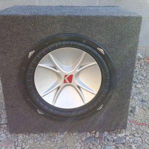 """90$ kicker 12"""" for Sale in Phoenix, AZ"""