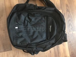 Targus - City Laptop Backpack - Black for Sale in Katy, TX