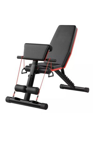 Full Body Training Sit Up Stretch Adjustable Fitness Bench For Home Gym Workout for Sale in Downey, CA