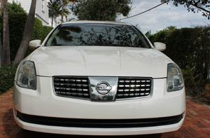 Very clean 2oo4 Nissam Maxima Ex-L AWDWheelss Naturally Aspirated for Sale in El Monte, CA