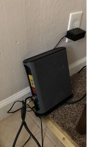 Modem router for Sale in Monterey, CA