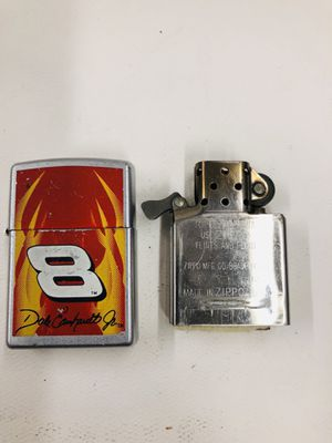 2003 Dale Earnhardt Jr. Zippo Used for Sale in Garland, TX