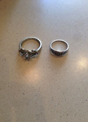 Silver rings for Sale in Orlando, FL