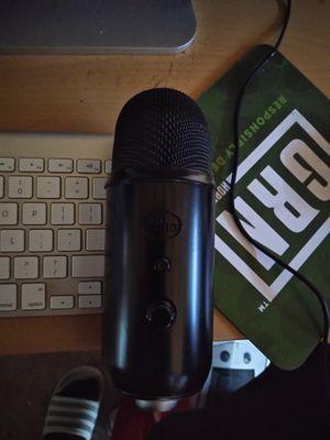Blue condenser microphone for Sale in Elk Grove, CA