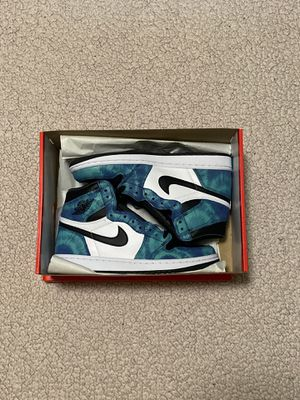 "Jordan 1 ""tie dye"" for Sale in Hillsboro, OR"