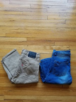 Boys Jean's Size 16 Levi's /Skinny Jean for Sale in Wall Township, NJ