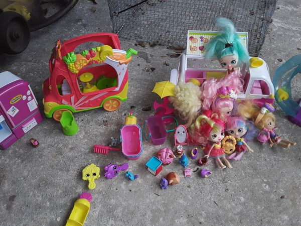 Shopkins and Shopkin dolls