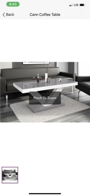 Coffee Table for Sale in Arlington Heights, IL