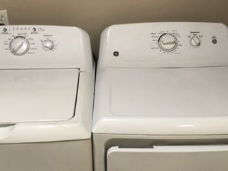 Matching Pair GE washer and dryer for Sale in Gresham,  OR